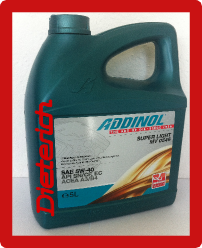 Addinol Super Light MV 0546, 5 Liter Kanister